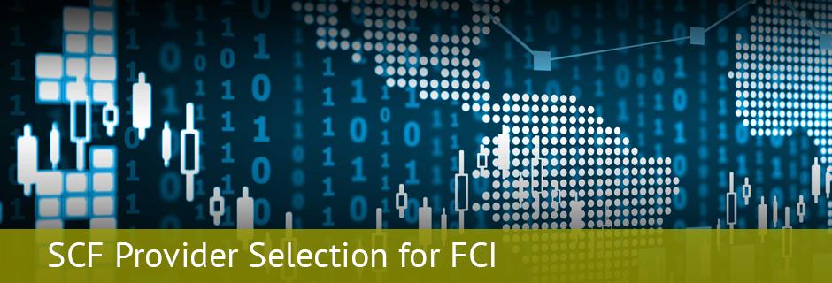SCF Provider Selection for FCI