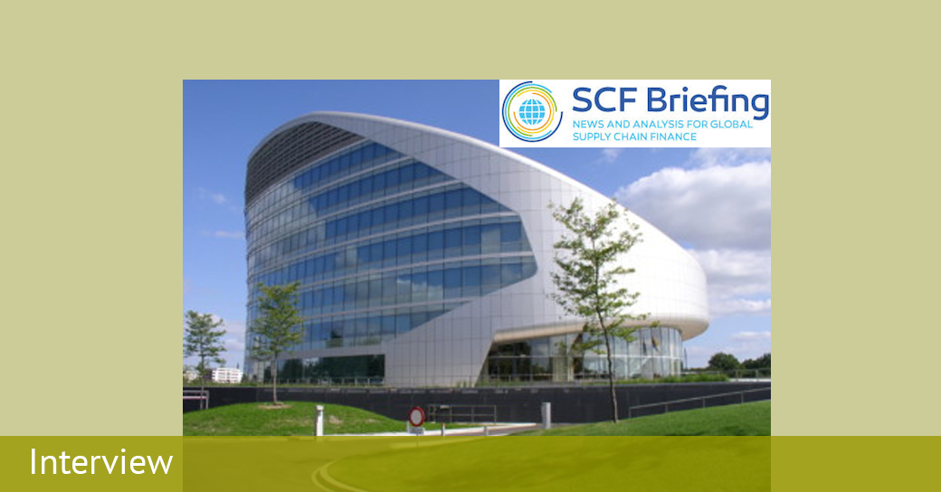 SCF Briefing | How SABIC Persuaded its doubters to support SCF 2018