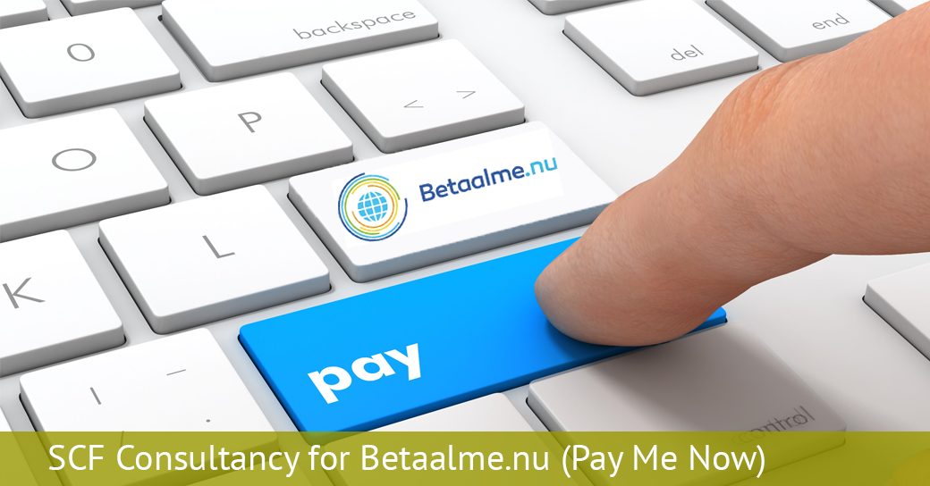 SCF Consultancy for Betaalme Nu - Pay Me Now