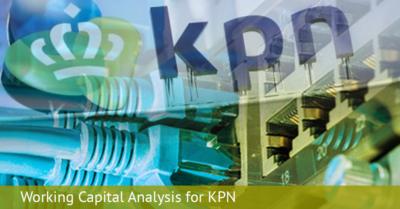 Working Capital Analysis for KPN