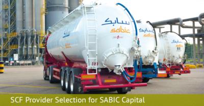 SCF Provider Selection for SABIC Capital
