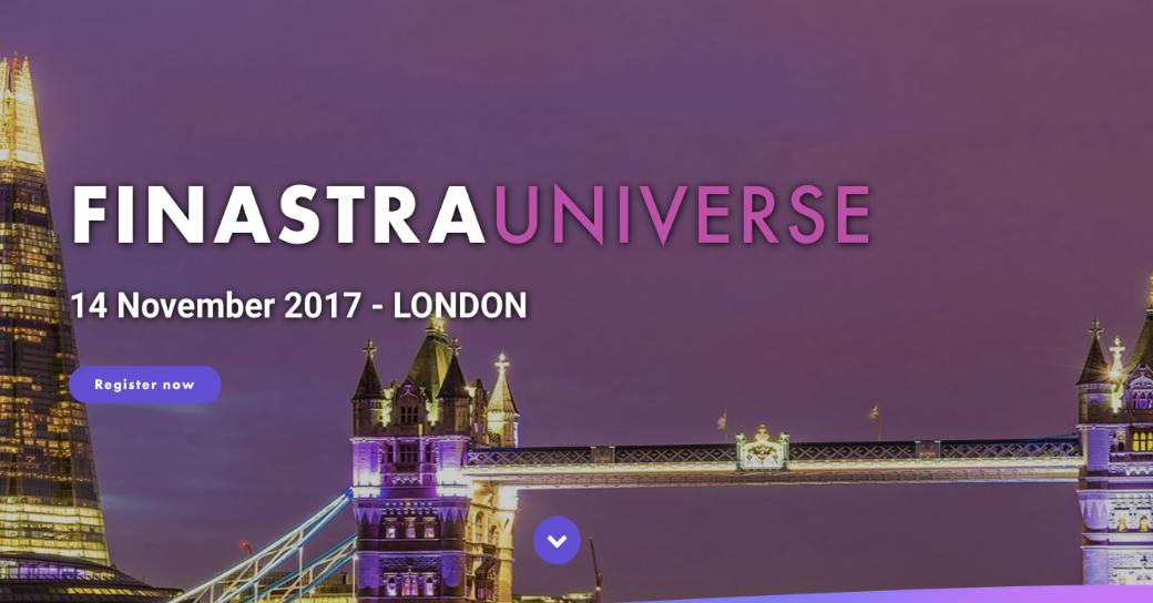 Finastra Universe London 2017