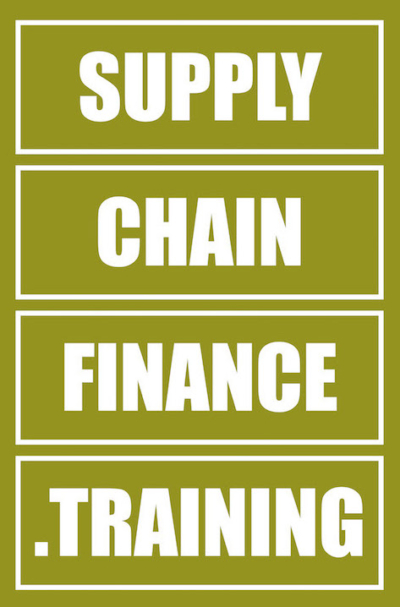 Supply Chain Finance . Training