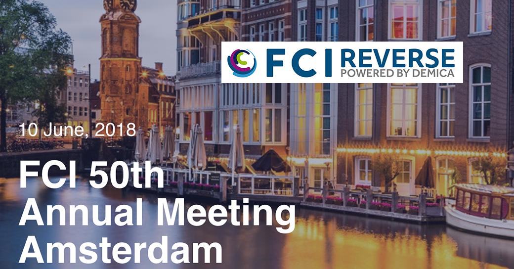 FCI Annual Meeting 2018