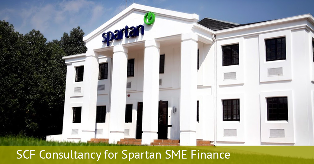 SCF Consultancy for Spartan SME Finance 1