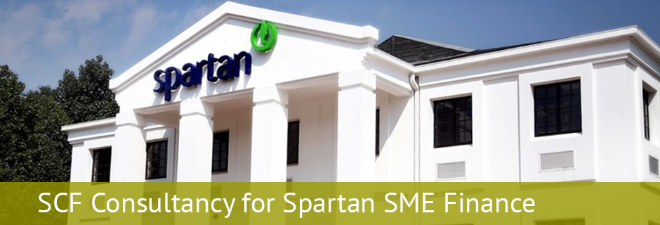 SCF Consultancy for Spartan SME Finance 2