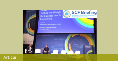 SCF Briefing | SABIC's SCF tender process boosted by procurement buy-in