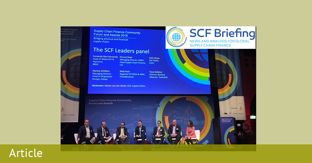 SCF Briefing | Technology alone doesn't make a successful SCF program
