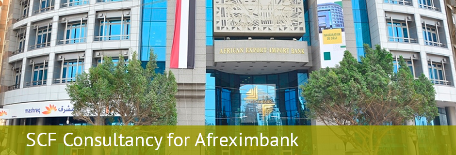 SCF Consultancy for Afreximbank 2