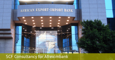 SCF Consultancy for Afreximbank