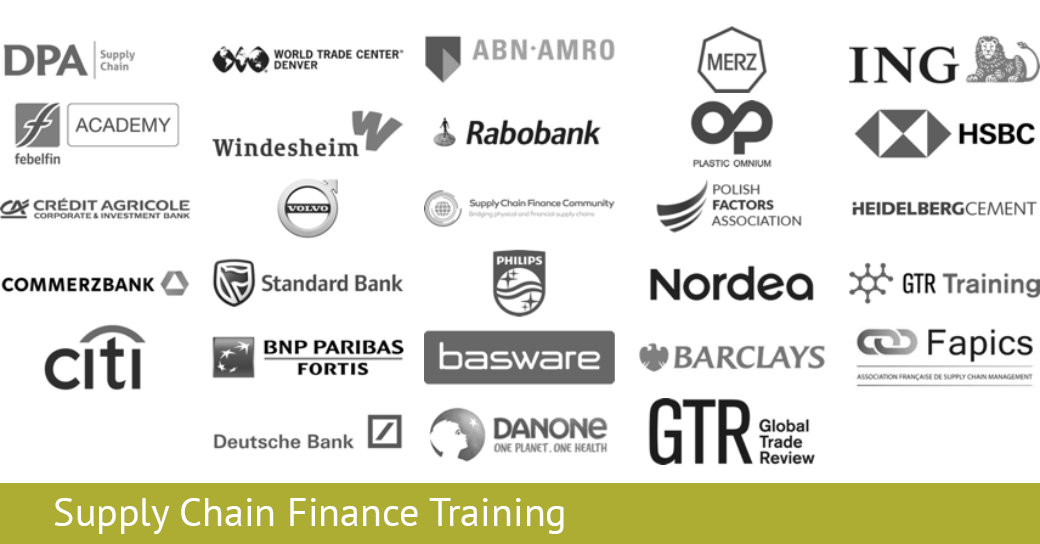Supply Chain Finance Training