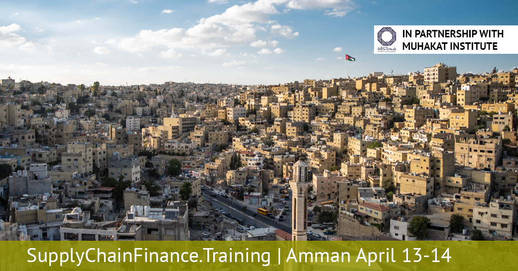 20190413 SupplyChainFinance Training Amman April 13