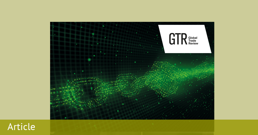 GTR Global Trade Review | Time to evolve_ Supply Chain Finance industry faces big questions