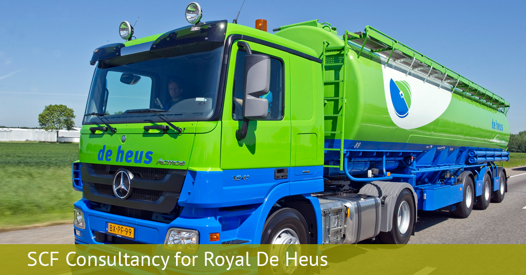 SCF Consultancy for Royal De Heus 1