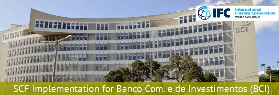 SCF Implementation for Banco Comercial e de Investimentos (BCI) 2