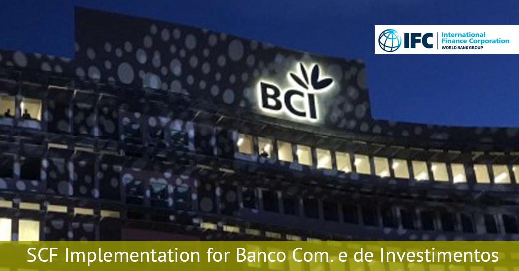SCF Implementation for Banco Comercial e de Investimentos (BCI)