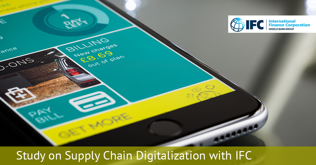 Explorational Study on Supply Chain Digitalization in Emerging Markets with IFC